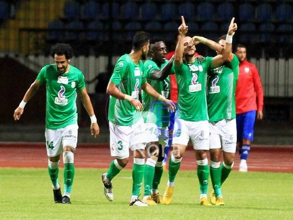 نتيجة مباراة مصر المقاصة والاتحاد السكندري