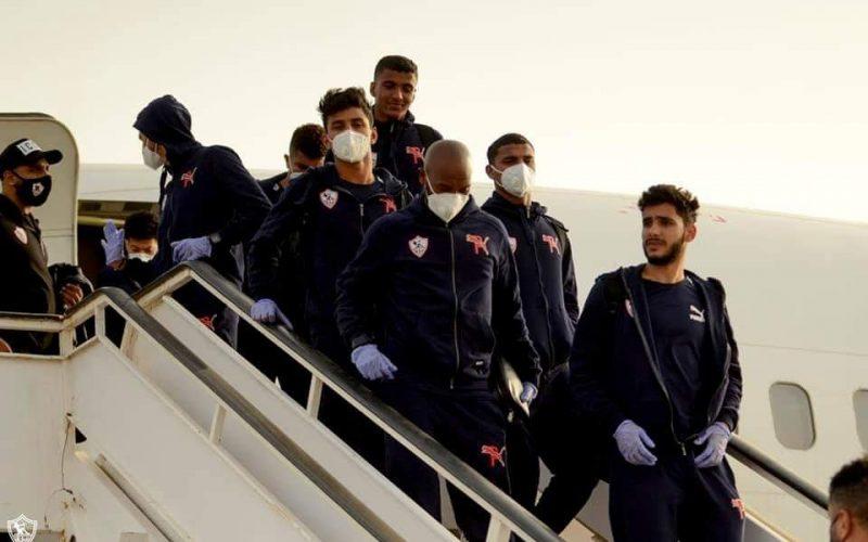 الزمالك يطير إلى تونس بطائرة خاصة