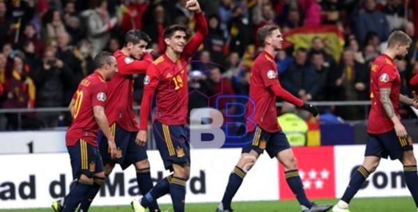 نتيجة مباراة إسبانيا وكوسوفو اليوم في تصفيات كأس العالم