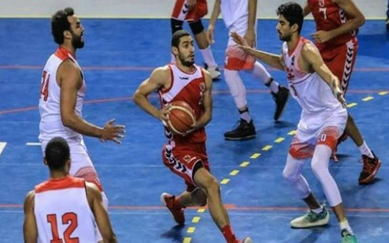 الغاء مباراة الأهلي والزمالك في كرة السلة