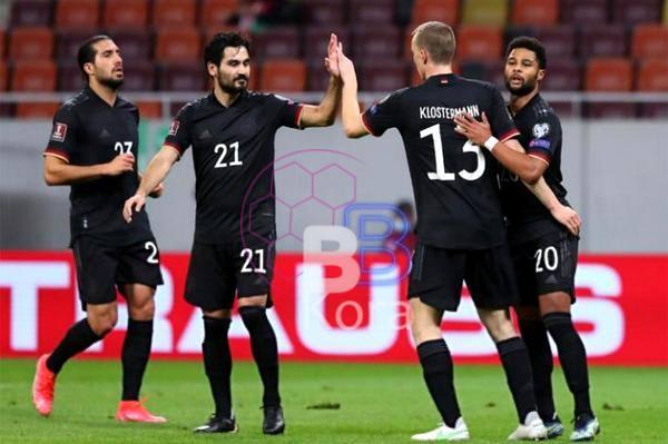 نتيجة مباراة ألمانيا ومقدونيا اليوم في تصفيات كأس العالم