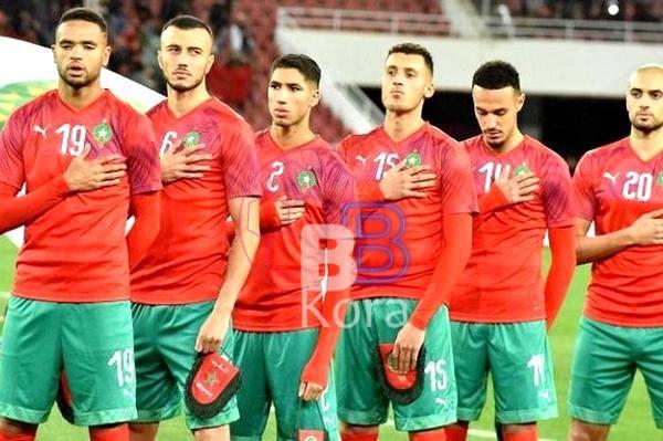 نتيجة مباراة المغرب وبوروندي اليوم في تصفيات كأس أمم أفريقيا
