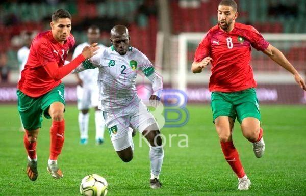 نتيجة مباراة المغرب وموريتانيا اليوم في تصفيات كأس أمم أفريقيا