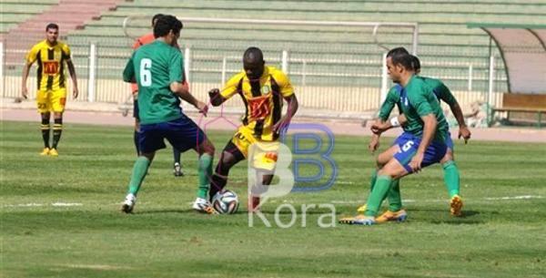 نتيجة مباراة مصر المقاصة والمقاولون العرب في الدوري المصري