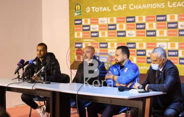 باتشيكو: أشكر اللاعبين وأمامنا فرصة للصعود