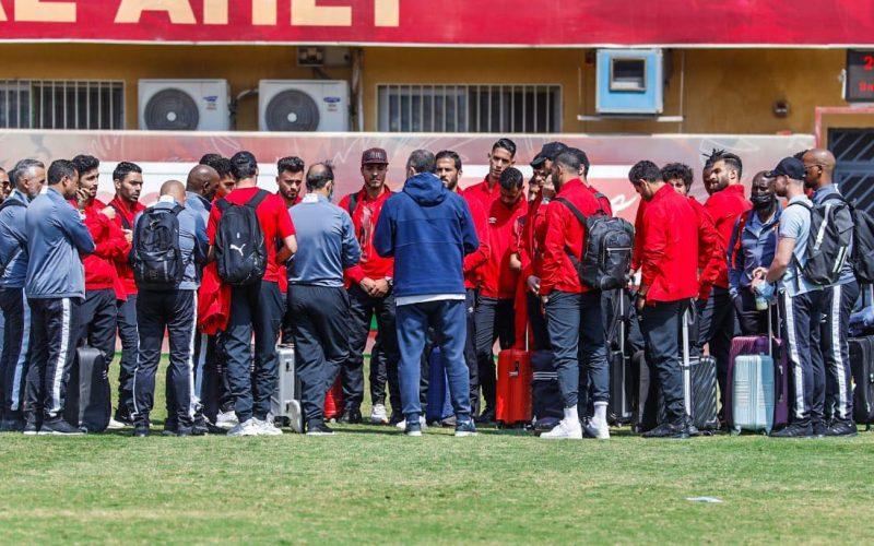 الأهلي يبحث إقامة مباريات ودية أثناء فترة التوقف الدولي