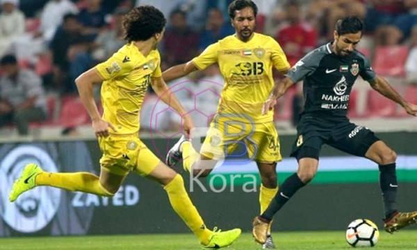 نتيجة مباراة شباب الأهلي دبي والوصل اليوم في كأس الخليج العربي