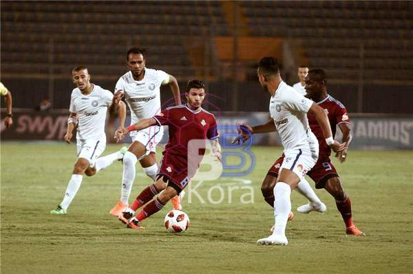 نتيجة مباراة أسوان وبيراميدز اليوم في الدوري المصري