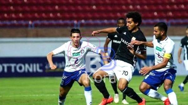نتيجة مباراة الجونة وسموحة اليوم في الدوري المصري
