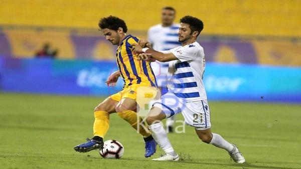 نتيجة مباراة الخور والغرافة اليوم في دوري نجوم قطر