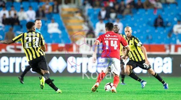 نتيجة مباراة الرائد والاتحاد اليوم في الدوري السعودي