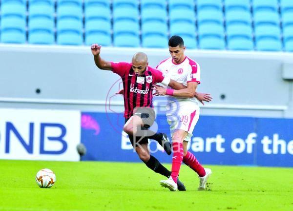 نتيجة مباراة الريان والعربي في دوري نجوم قطر