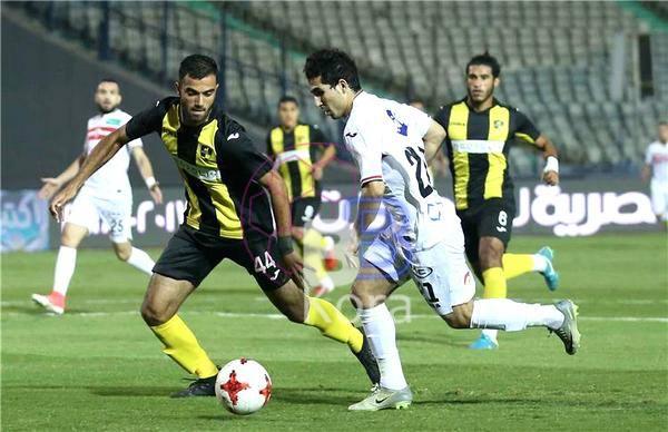 نتيجة مباراة الزمالك ووادي دجلة في الدوري المصري