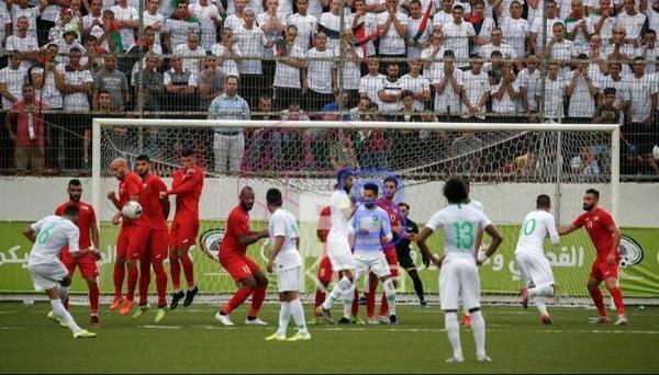 نتيجة مباراة السعودية وفلسطين في اليوم تصفيات آسيا لكأس العالم