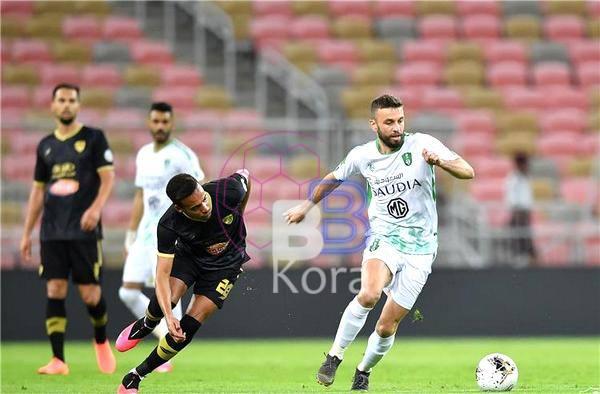 نتيجة مباراة الفتح والأهلي اليوم في الدوري السعودي