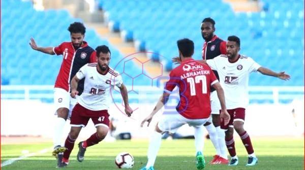 نتيجة مباراة الفيصلي والرائد اليوم في الدوري السعودي للمحترفين