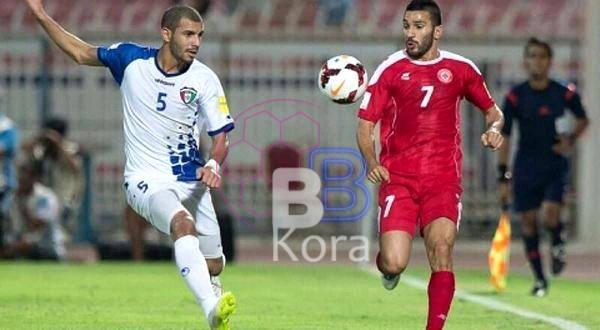 نتيجة مباراة الكويت ولبنان اليوم في مباراة ودية