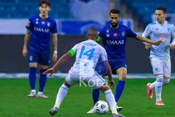 نتيجة مباراة الهلال والقادسية اليوم في الدوري السعودي