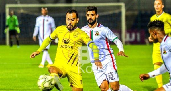 نتيجة مباراة سريع وادي زم والمغرب الفاسي في الدوري المغربي