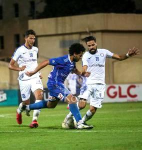نتيجة مباراة سموحة وأسوان في الدوري المصري