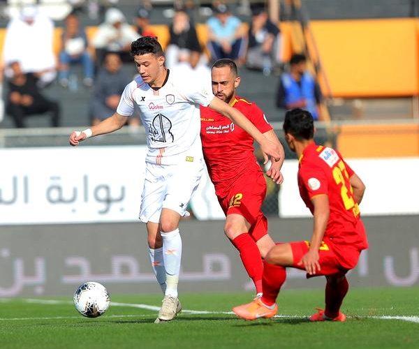 نتيجة مباراة ضمك والشباب في الدوري السعودي