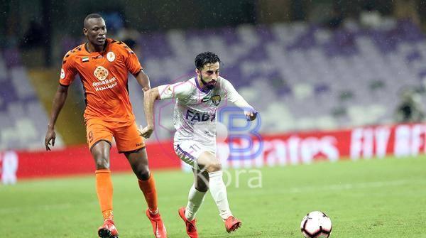 نتيجة مباراة عجمان والعين اليوم في الدوري الإماراتي