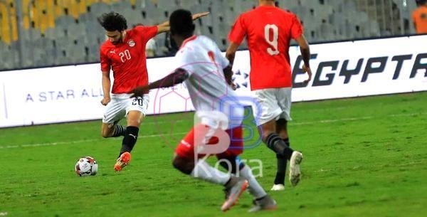 نتيجة مباراة مصر وكينيا اليوم في تصفيات كأس أمم أفريقيا