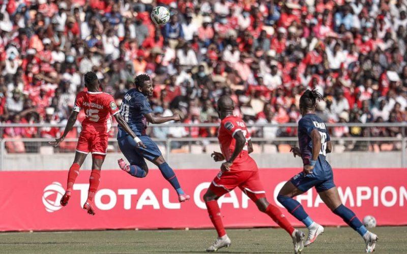 نتيحة مباراة الأهلي وسيمبا دوري أبطال أفريقيا