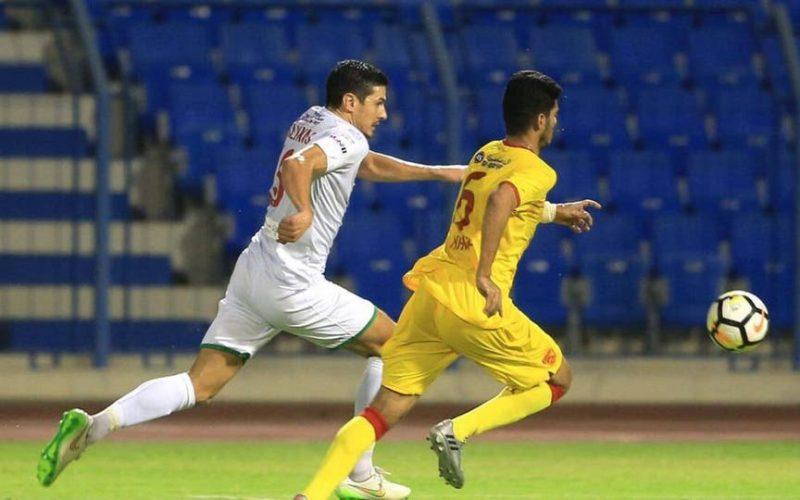 ملخص نتيجة مباراة الاتفاق والقادسية الدوري السعودي