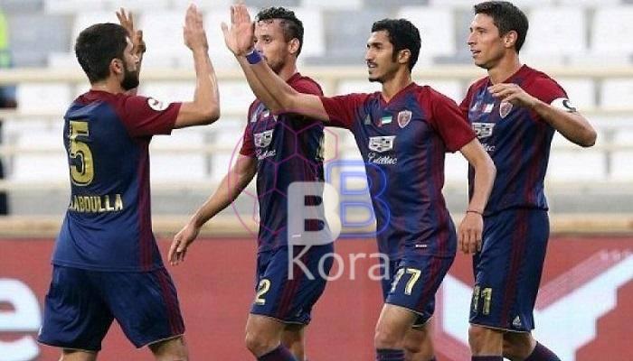 ملخص ونتيجة مباراة الوحدة والزوراء دوري أبطال آسيا