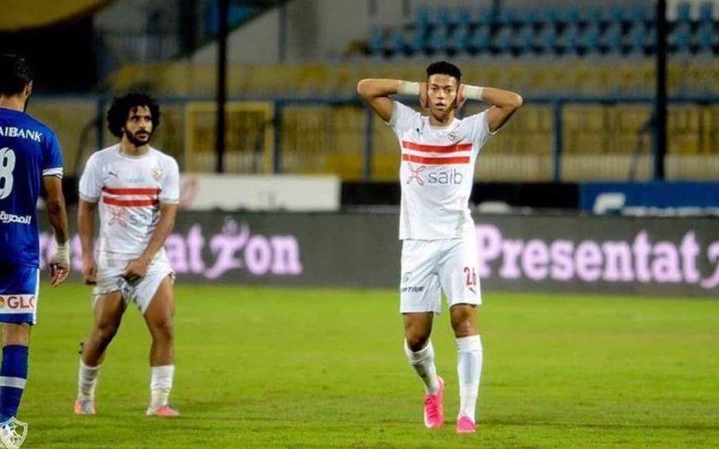 إيقاف إمام عاشور 12 مباراة بسبب أحداث مباراة الأهلي