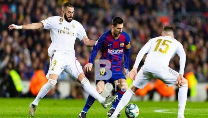 نتيجة مباراة ريال مدريد وبرشلونة الدوري الاسباني