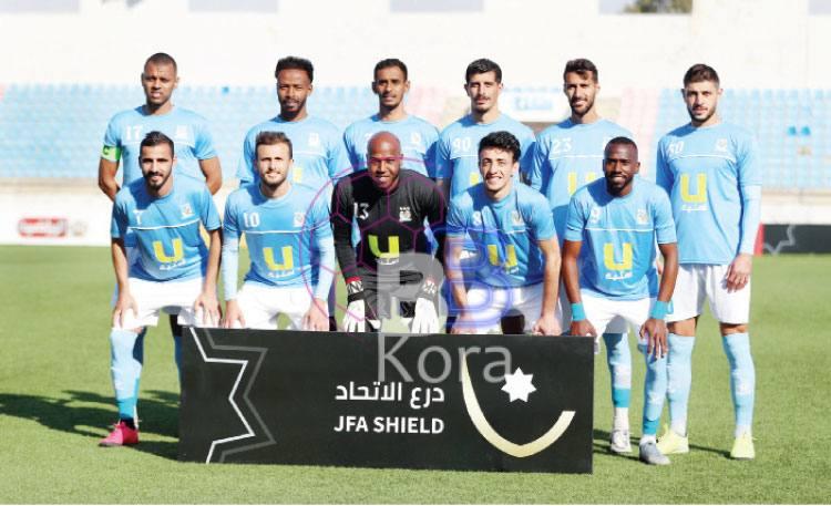 ملخص ونتيجة مباراة الفيصلي والبقعة الدوري الأردني