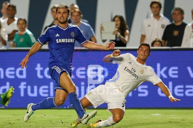 ملخص ونتيجة مباراة ريال مدريد وتشيلسي دوري أبطال أوروبا