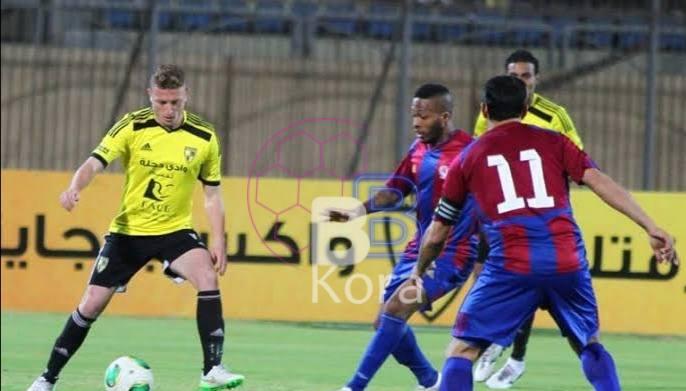 نتيجة مباراة وادي دجلة وبتروجيت كأس مصر