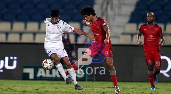 نتيجة مباراة الدحيل والخور الدوري القطري
