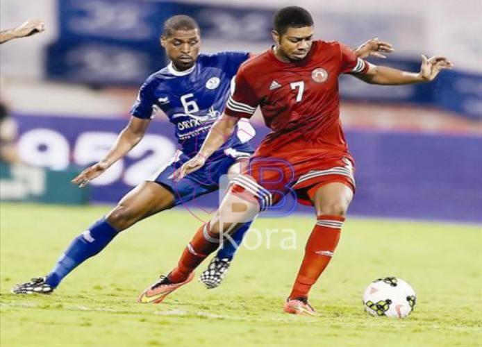 نتيجة مباراة العربي والخريطيات الدوري القطري