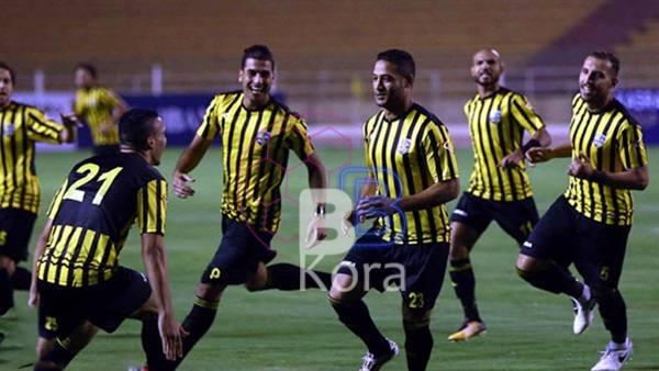 ملخص ونتيجة مباراة المقاولون العرب ووادي دجلة الدوري المصري