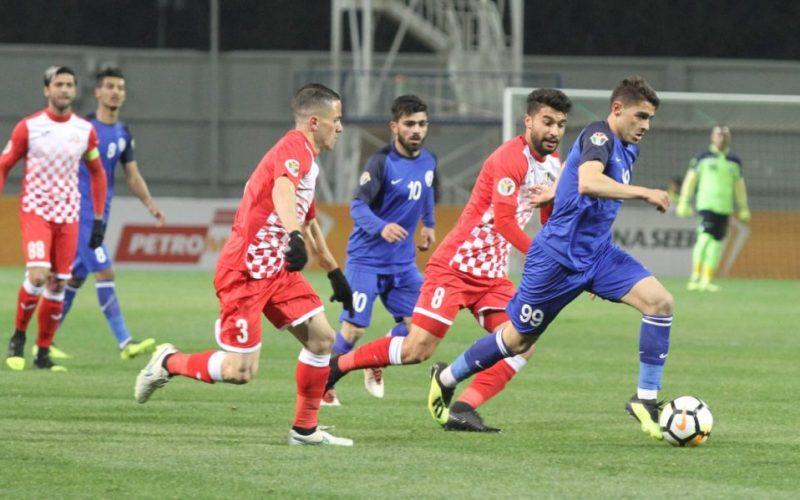 ملخص ونتيجة مباراة شباب الأردن والسلط الدوري الأردني