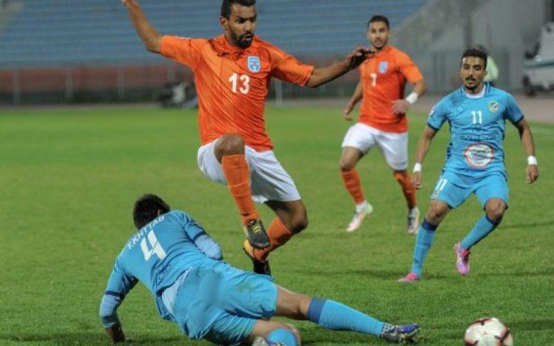 نتيجة مباراة كاظمة والسالمية الدوري الكويتي