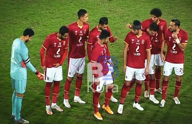 نتيجة مباراة الأهلي وغزل المحلة الدوري المصري