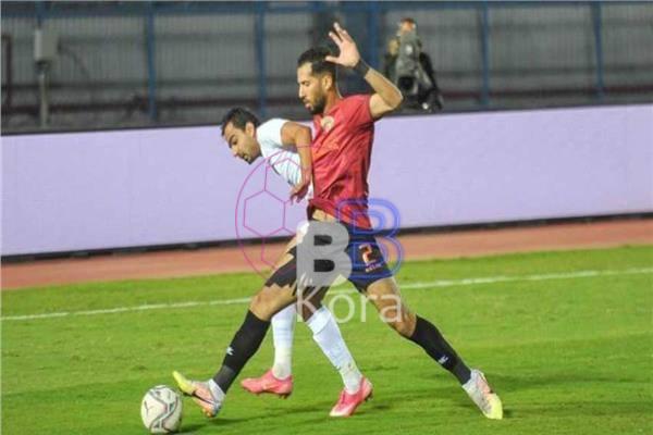 نتيجة مباراة الانتاج الحربي والبنك الأهلي الدوري المصري