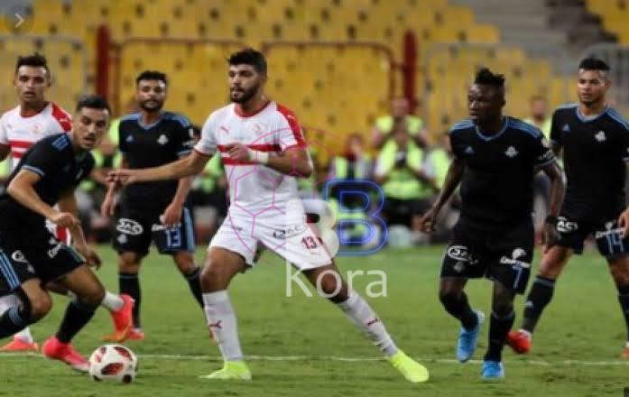 ملخص ونتيجة مباراة الزمالك وبيراميدز الدوري المصري